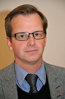 Mikael Damberg Swedish politician