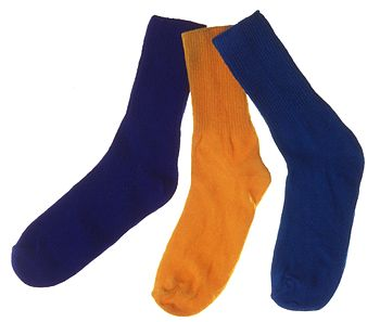 flame retardant cotton socks