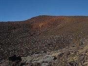 Le sommet du Piton des Neiges vu d'une centaine de m�tres