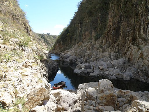 SomotoCanyon places to visig in Nicaragua