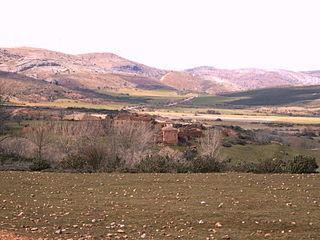 Montejo de Tiermes Place in Castile and León, Spain