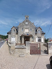 Soupir (Aisne) Mairie.JPG