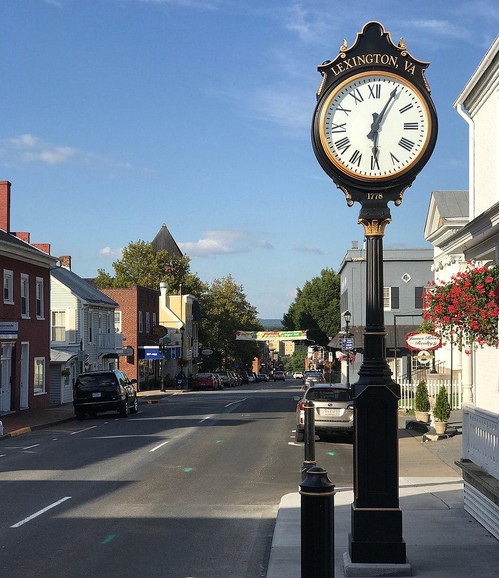 Main Street, Lexington