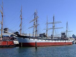<i>Wavertree</i> (ship) United States national historic site