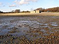 Southampton Water foreshore at low tide, Hamble Common - geograph.org.uk - 295001.jpg