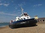 Southsea Hoverport Depart.JPG