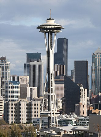 John Graham & Company - Space Needle, Seattle