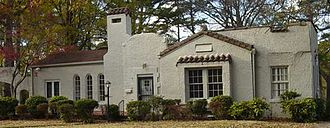 Spanish Colonial Revival architecture - Spanish Colonial Revival style residence