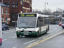 Speedwellbus bus (MX56 NLU), 19 January 2008.jpg