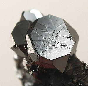 Sperrylite - Image: Sperrylite 195702
