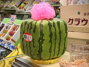"""Yes. $300 for a watermelon. And it is a ..."