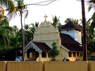 Kottapadi - Kottappady Church