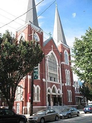 Bridesburg, Philadelphia - St. John Cantius Church in Bridesburg