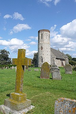 St. Mary's church, West Somerton - geograph.org.uk - 972166
