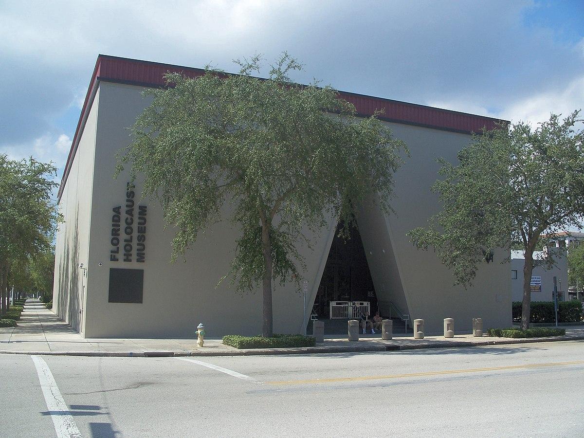 Florida Holocaust Museum - Wikipedia