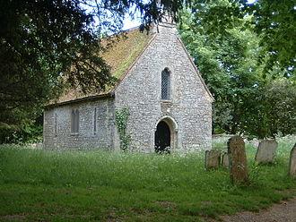 Botley, Hampshire - St Bartholomews Church, Botley