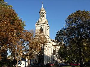 John James (architect) - Image: St Alfege Greenwich 02