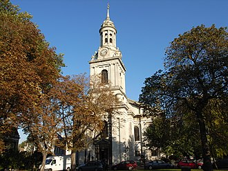 John James (architect) - Image: St Alfege Greenwich 02