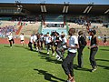 St Catherine's athletes at Germiston Stadium.jpg