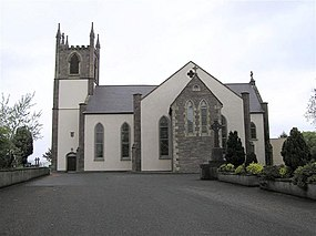 St Columbkille RC Church, Carrickmore - geograph.org.uk - 171250.jpg
