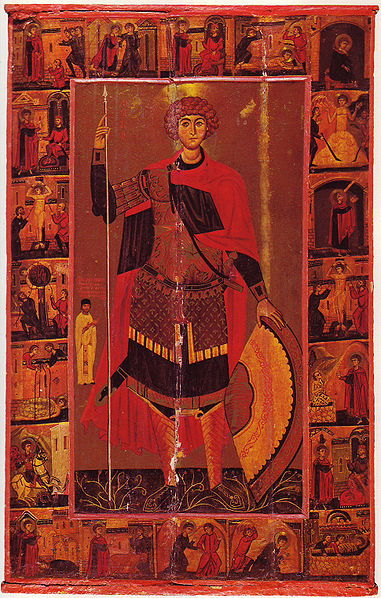 File:St George Icon Sinai 13th century.jpg