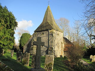 Ashurst, West Sussex Human settlement in England