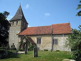 Detling - St Martin's Church