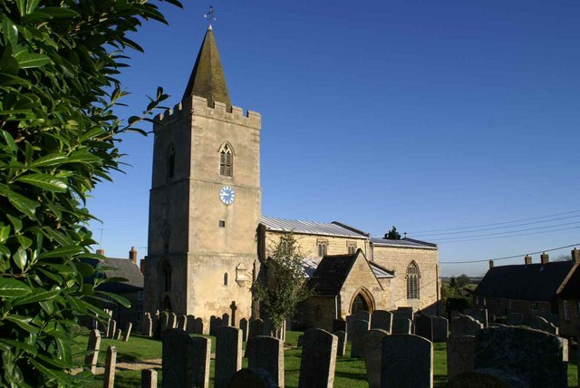 St Mary's Church Morecott - geograph.org.uk - 344452