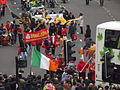 St Patrick's Day Parade 2015 - Digbeth - Motorbike gang and Chinese Dragon (16206285073).jpg