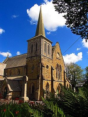 Charlestown, Cornwall - St Paul's Church