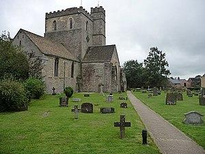 Leonard Stanley - Image: St Swithun's, Leonard Stanley geograph.org.uk 1710295