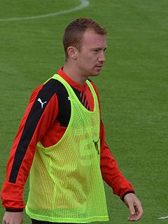 Christian Brüls Belgian footballer