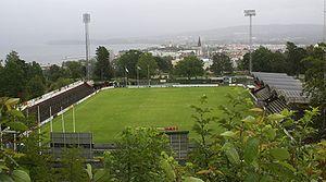 Stadsparksvallen - Stadsparksvallen in August 2008