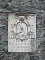 Stadtmauer mit Paris-Lodron Gedenktafel.JPG