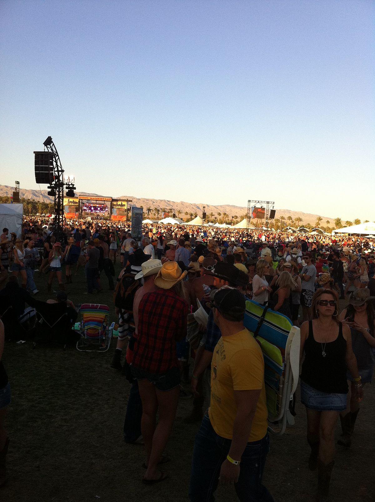 Coachella Festival lineups  Wikipedia