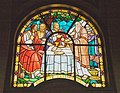 Stained Glass Window, Holy Trinity Cathedral, Addis Ababa, Ethiopia (3434778977).jpg