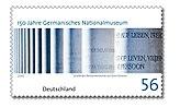 Stamp Germany 2002 MiNr2269 Germanisches Nationalmuseum.jpg