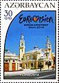 Stamps of Azerbaijan, 2012-1025.jpg