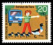 Stamps of Germany (BRD) Jugendmarke 1972 20 Pf.jpg