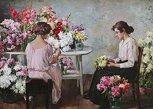 Stanisław Bergman - Florists