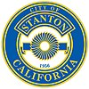 Official seal of Stanton, California