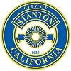 Official seal of Stanton, California