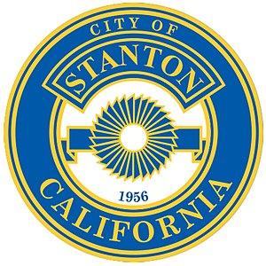 Stanton, California - Image: Stanton Seal