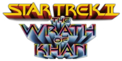 Star Trek II The Wrath of Khan logo.png