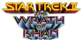 Logo van The Wrath of Khan