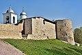 Stary Izborsk. Izborskaya fortress.jpg