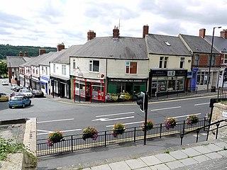 Newburn Human settlement in England