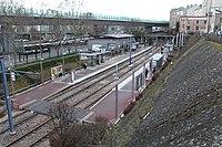 Station Tramway Ligne 2 Parc St Cloud 2.jpg