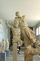 Statue, Boreas kidnaps, marble 421-417 BC, Delos, A04287, A4279, A4280, 143420.jpg