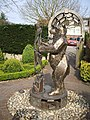 Statue, Warwick - geograph.org.uk - 403828.jpg